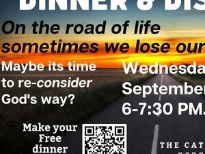 Human Search for Meaning - Dinner and Discussion