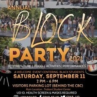 CPAB Annual Block Party Flyer