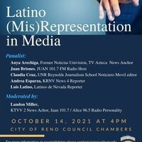 Latinos (Mis)Representation in Media