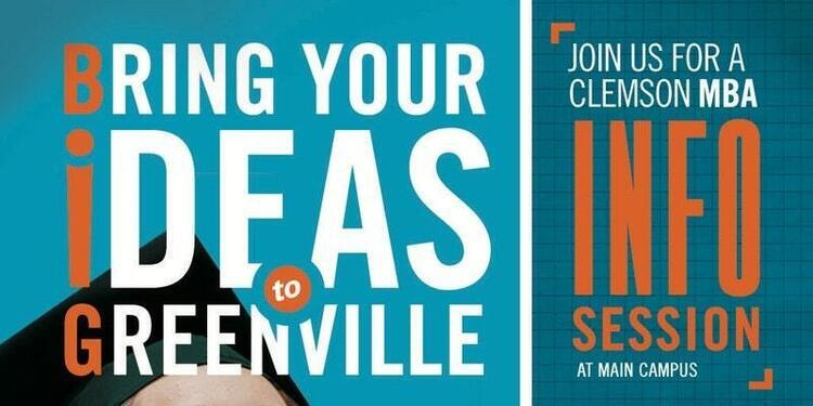 MBA Info Session for Clemson Students