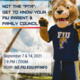 Not the PTA: Get to know Your FIU Parent & Family Council