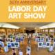 Labor Day Art Show at Glen Echo Park