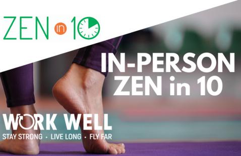 In Person Zen in 10 logo