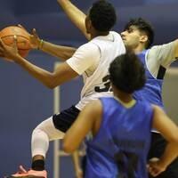 3v3 Basketball Fall Registration