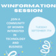 WINformation Session