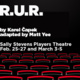 """""""RUR"""" - presented by School of Theatre and Dance"""