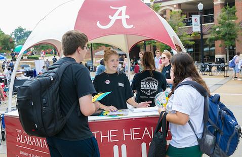 Wellness Week: Fall Student Health Fair