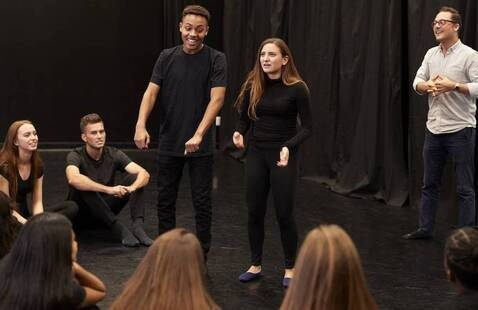 Gray Fund Presents: Intro to Improv w/ Siren Theater's Nicholas Kessler