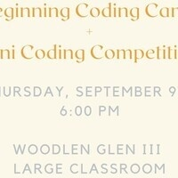 ACM-W Coding Camp and Mini Competition