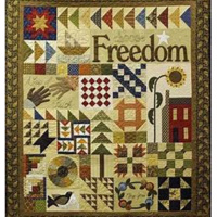 Secret Codes of the Quilts from the Underground Railroad