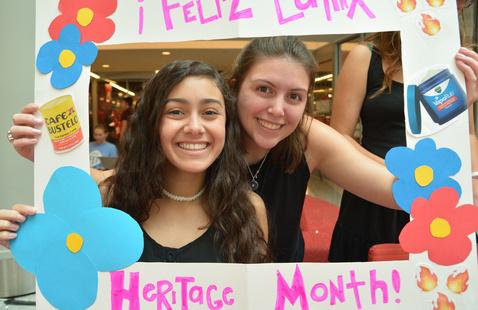 Latinx Heritage Month Kickoff