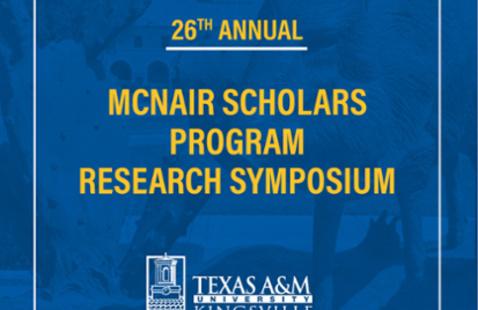 McNair Annual Research Symposium