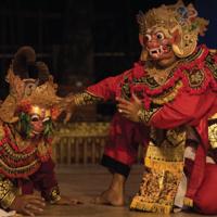 Bali's Cudamani dance ensemble