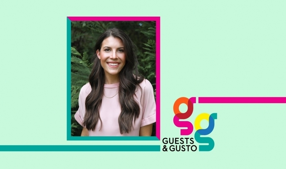 Give your brand the edge with designer, SCAD alum Faith Thornburg on 'Guests and Gusto'