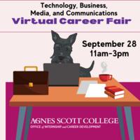 Technology, Business, Media, & Communications Virtual Career Fair