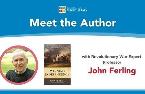 Meet the Author - New York Times Bestseller John Ferling