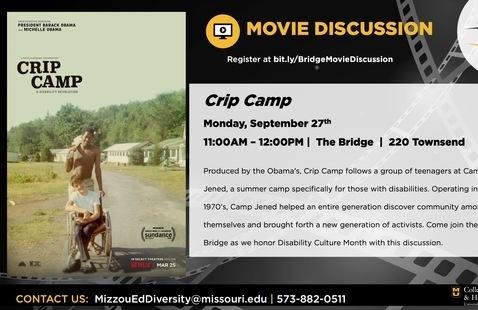 Crip Camp Movie Discussion