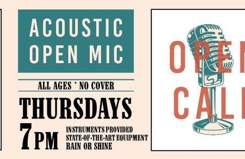 BFG Presents: Acoustic Open Mic @ Indio Brew Co