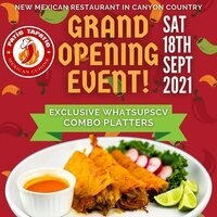 Patio Tapatio Grand Opening