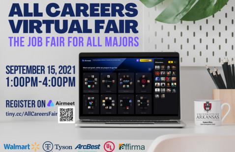 All Careers Virtual Fair