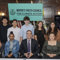 Deadline to Join the Mayor's Youth Council on Climate Action