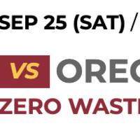 "Zero Waste ""Green Game:"" USC vs. OSU"