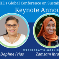 Deadline to apply for funding to attend the AASHE Virtual Global Conference