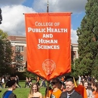 College of Public Health and Human Sciences Block Party