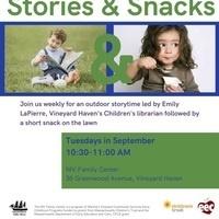 Stories & Snacks