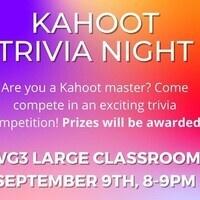Kahoot Trivia Night