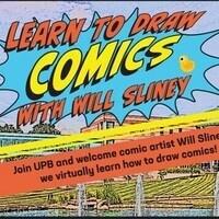 UPB Comic Drawing