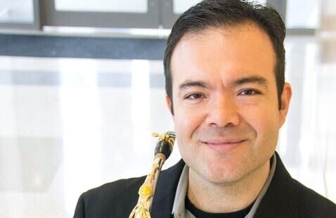 Saxophone Recital with Ricardo Martinez