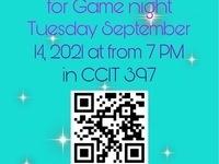 Game Night with Alpha Sigma Alpha