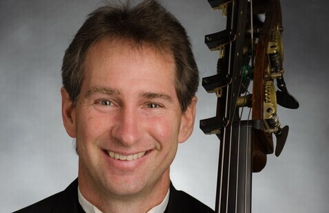 Double Bass Master Class with Andy Butler