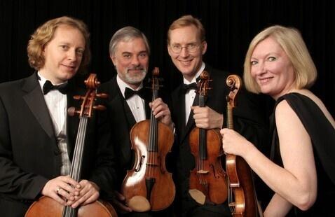 Friends of Chamber Music- American String Quartet