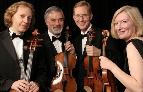 Master Class with the American String Quartet