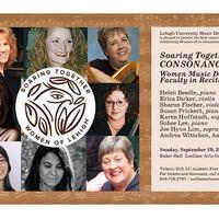Lehigh University Faculty Recital: Soaring Together 'Consonances'