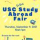 USC Virtual Study Abroad Fair