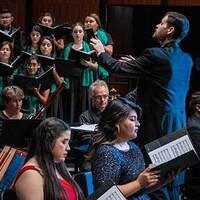 Master Chorale Fall Concert: Bach and Better than Ever