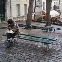 Journaling in Paris