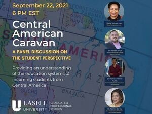 Central American Caravan: The Student Perspective