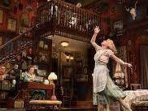 Pitt- Johnstown Theatre Department AUDITIONS: You Can't Take it With You