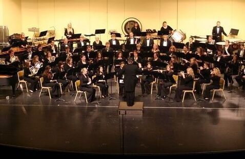 UND Wind Ensemble & University Band Concert