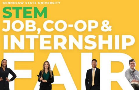 2021 Fall STEM Job, Internship, & Co-Op Fair - Day 1