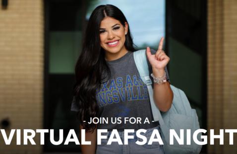 VIRTUAL FAFSA NIGHT