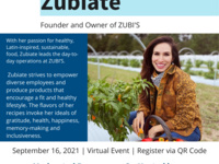 Fireside Chat with Sarah Zubiate