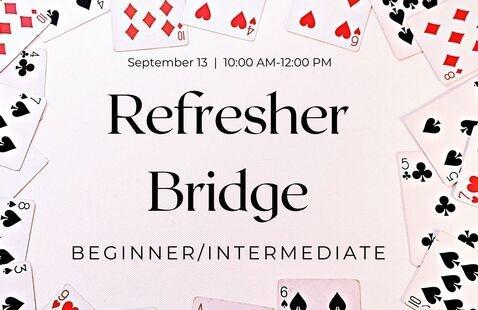 OLLI: Refresher Bridge