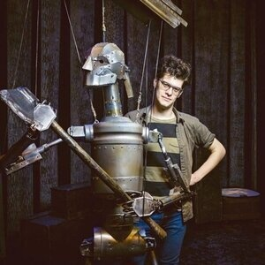 Puppetry Workshop with James Ortiz