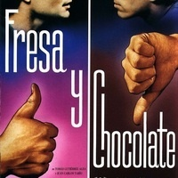 Palomitas Film: Fresa y chocolate