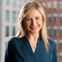Photoof Prof. Aude Oliva (MIT)